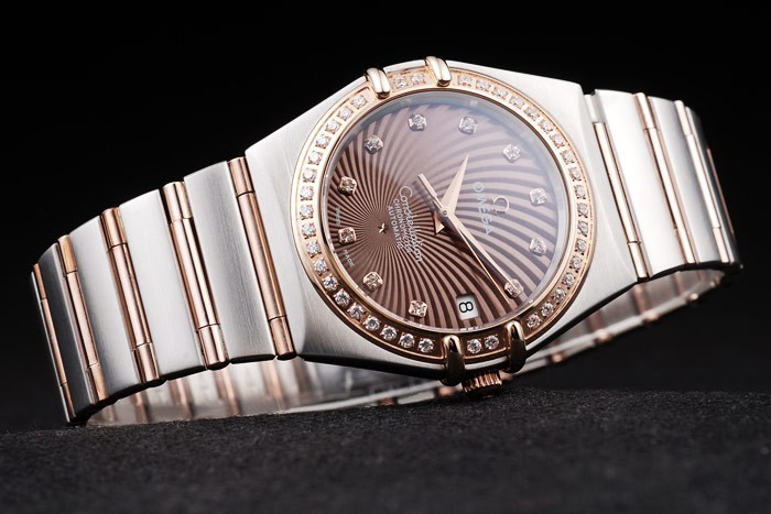 Omega Swiss Constellation Alta Qualita Replica Orologi 4484